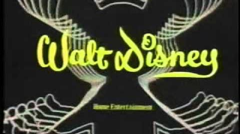 "Walt Disney Home Video ""Neon Mickey"" (1978-1986)- Varient 1"