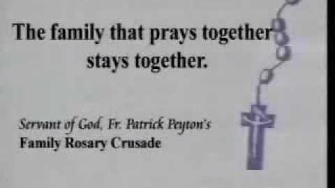 Please Pray the Rosary