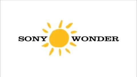 Sony Wonder Logo (2006)