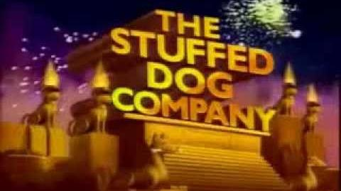 The Stuffed Dog Company logo (with sounds)