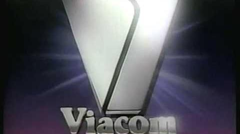 "Viacom ""V Of Steel"" logo (Long Version) (1986)"