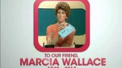Marcia Wallace (1942-2013)
