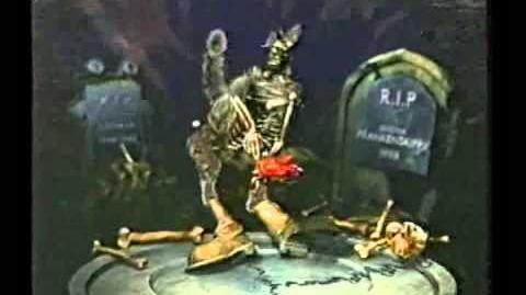 1998 Doctor FRANKENSKIPPY Comercial MTV