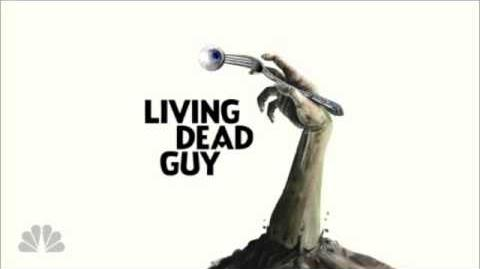 Dino De Laurentiis Company Living Dead Guy AXN Original Production Gaumont