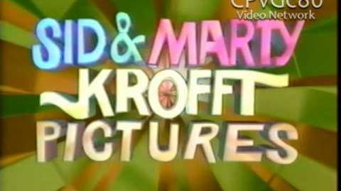 Sid & Marty Krofft Pictures Raymond Horn Syndication (1988)