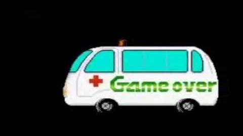 Game Over Ambulance