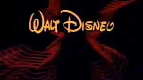 1983 Walt Disney Home Video logo