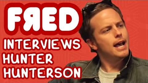 Fred Interviews Hunter Hunterson - Figgle Chat