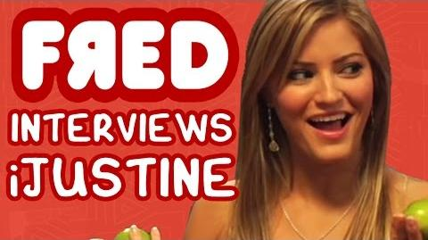 Fred Interviews iJustine - Figgle Chat
