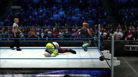 WWE 13 STONE COLD ET VS SHREK