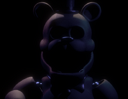Security Fredbear Final Test