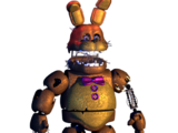 Dismantled SpringBonnie