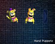Hand puppets by luascripts-dbk43ju