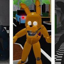 Skachat Unlocking Ignited Freddy Fnaf Roblox Freddy Fazbear S Secret Characters Fredbear S Mega Roleplay Wiki Fandom