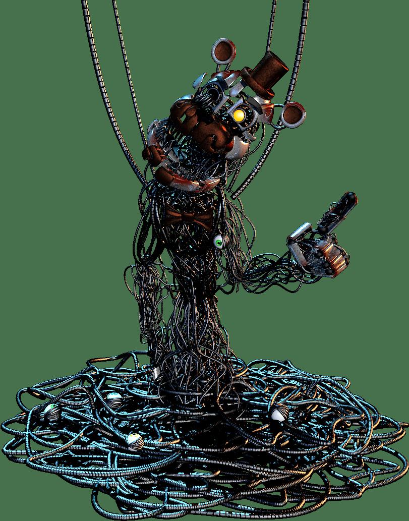 Molten Freddy | Fredbear's Pizzeria Management Wiki | FANDOM