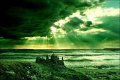 Зелёное солнце 2