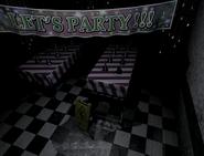 Pokój Imprez 2, bez światła