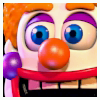 Lemonade Clown Icon