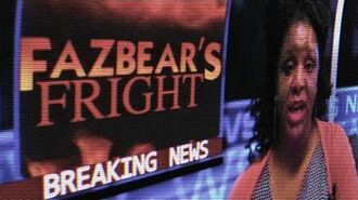 FNAF Fazbear's Fright Breaking News Report-1