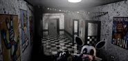 FNaF 2 - Main Hall (Mangle)