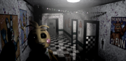 FNaF2 - Main Hall (Toy Chica)