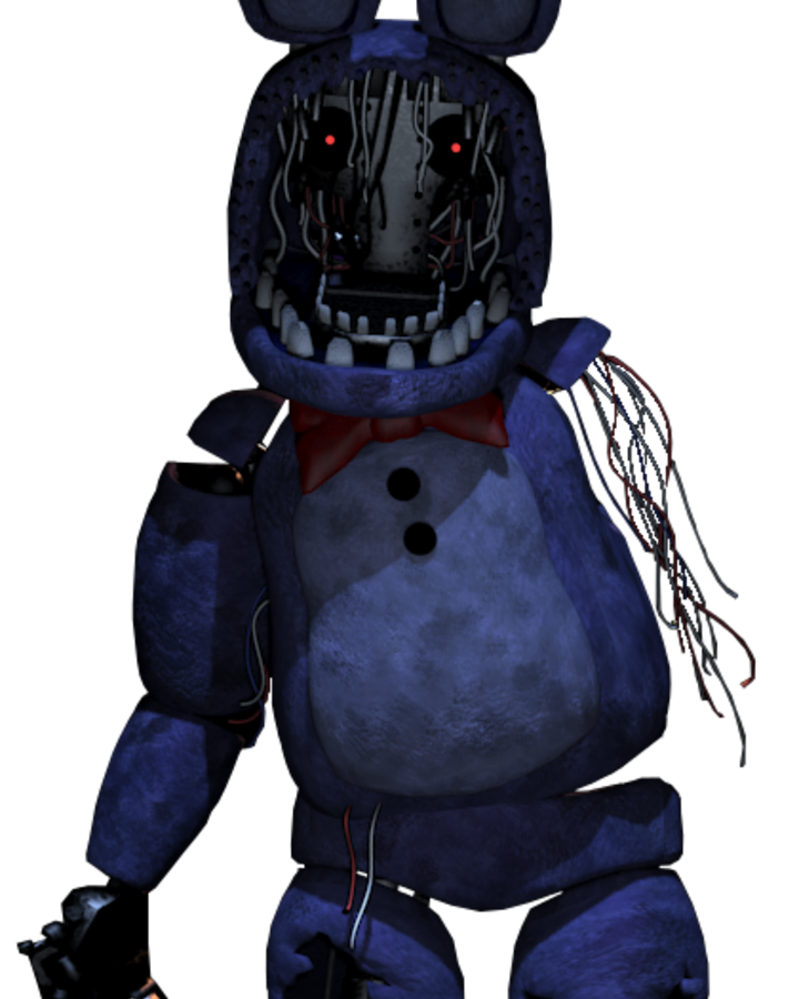 Bonnie Withered Five Nights At Freddy S Wiki Fandom