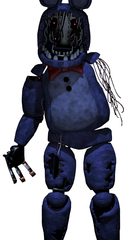 Bonniewithered Five Nights At Freddys Wiki Fandom Powered By Wikia