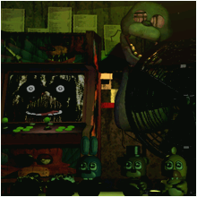 UCN - Office FNaF 3 - Icono de Menú