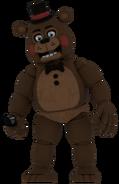 FNaF HW - Toy Freddy - Hallway