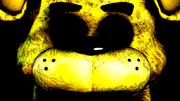 FNaF - Golden Freddy Jumpscare