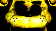 FNaF - Golden Freddy Jumpscare