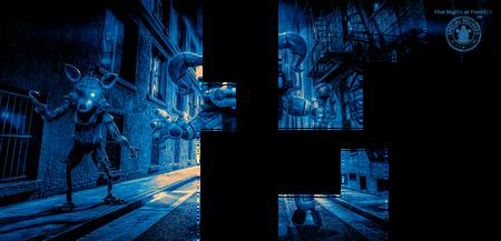 FNaFAR - Baby Teaser - Interpretación 5 (SpiderLucas14)