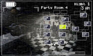 FNaF 2 (Móvil) - Party Room 4