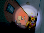 Fredbear lefthall far brightened