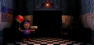 FNaF 2 - Office (Balloon Boy)