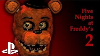 Five Nights at Freddy's 2 - PS4 Trailer
