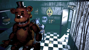 Deaths And Jumpscares Five Nights At Freddy S Wiki Fandom