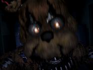 Nightmare freddy pierwszy jumpscare 14