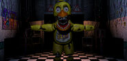 FNaF 2 - Office (Chica)