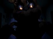 Nightmare freddy pierwszy jumpscare 10