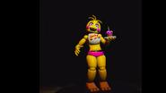 Toy Chica en La Galería