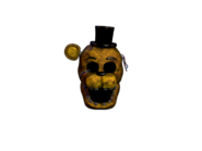 Withered golden freddy jumpscare 4