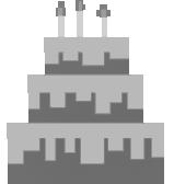 El Día mas felíz torta