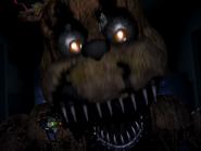 Nightmare freddy pierwszy jumpscare 12
