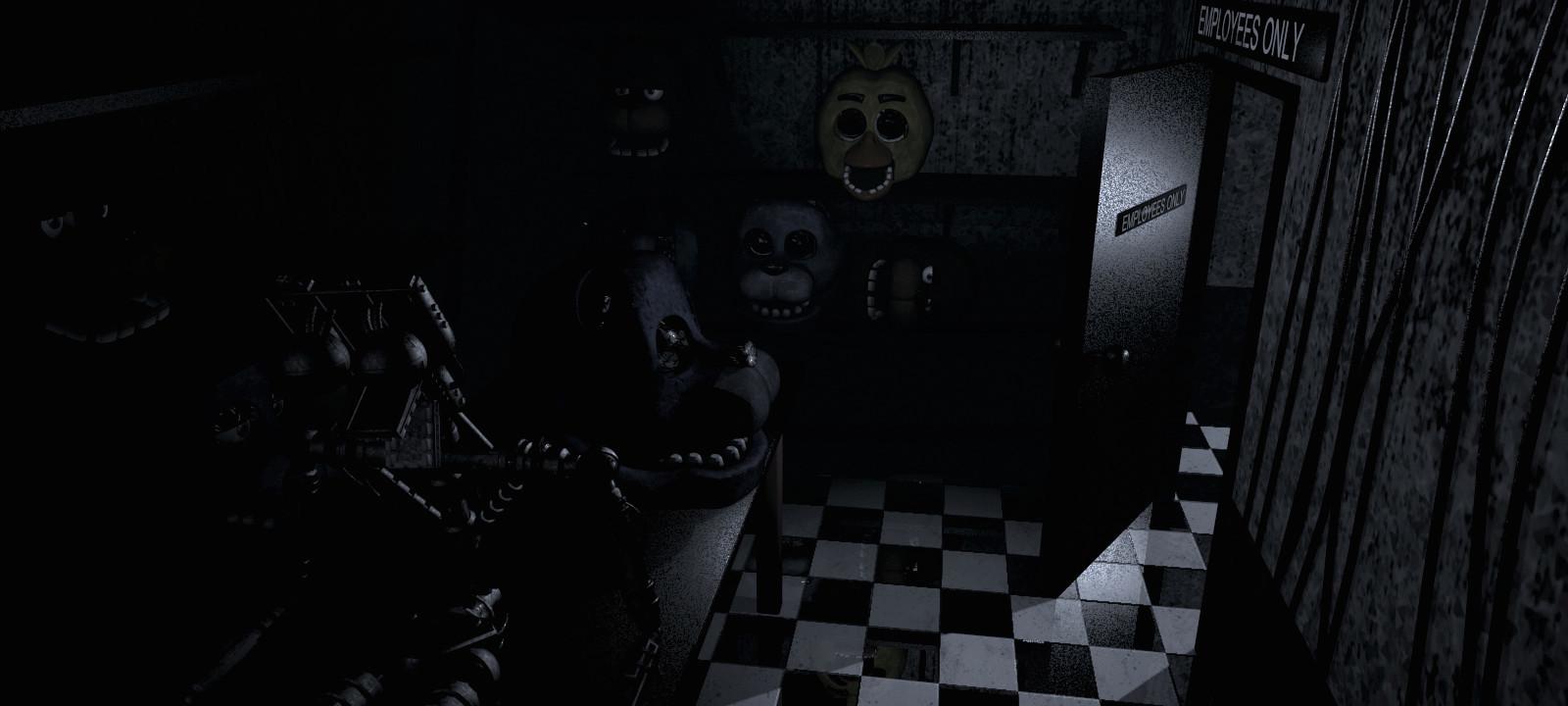 Endoskeletons | Five Nights at Freddy's Wiki | FANDOM