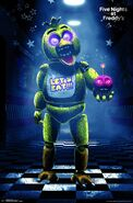 Chica-poster