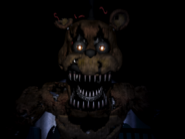 Nightmare freddy drugi jumpscare 6
