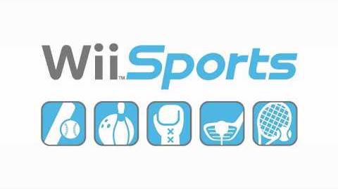 Title Screen - Wii Sports Music Extended