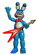 Toy bonnie full body thank you image