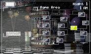 FNaF 2 (Móvil) - Game Area (Derecha)